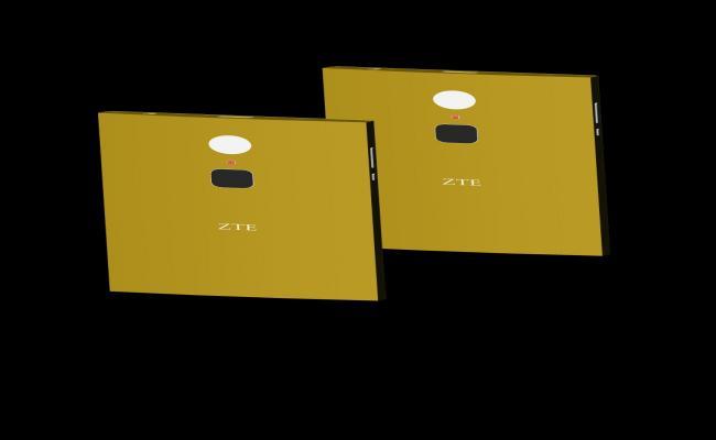 ZTE mobile 3D