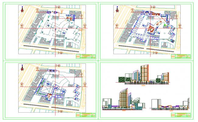 Business centre Design