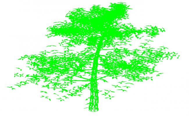 Simple 3D Tree Block