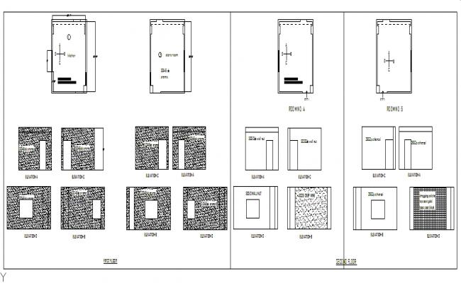 House Block Design