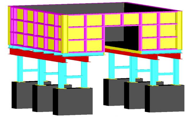 3D Tank Detail