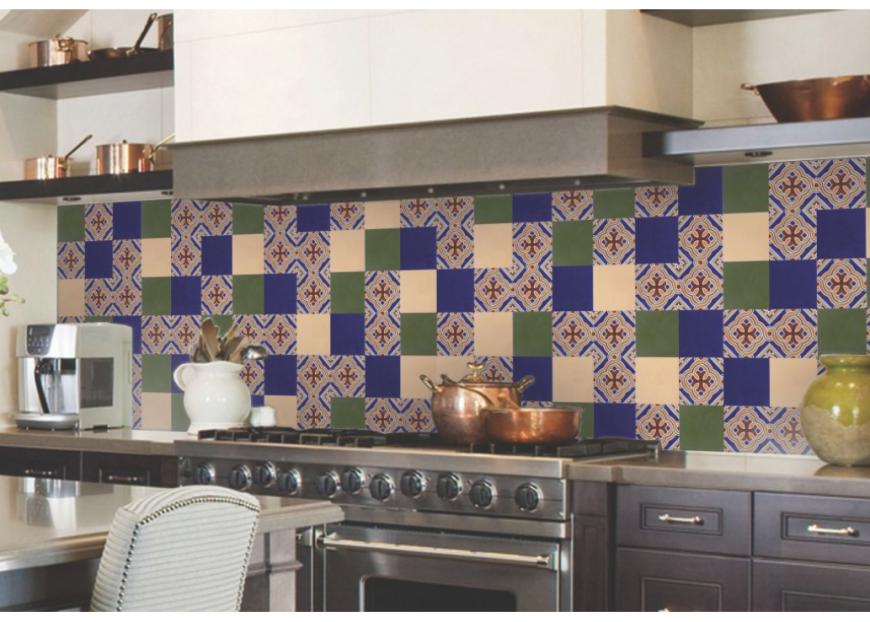 A PDF file of kitchen view