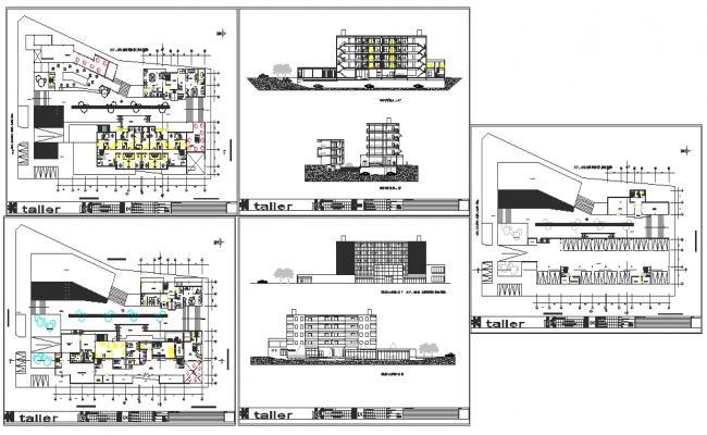 Apartment type Hotel design