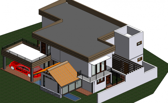 Typical House 3D (THANU)