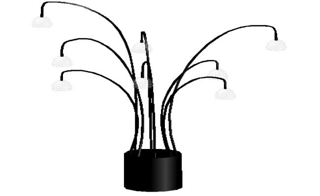 Electric Light Lamp