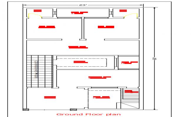 G.Floor detail design