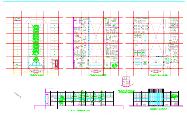 Diagnostic Center design