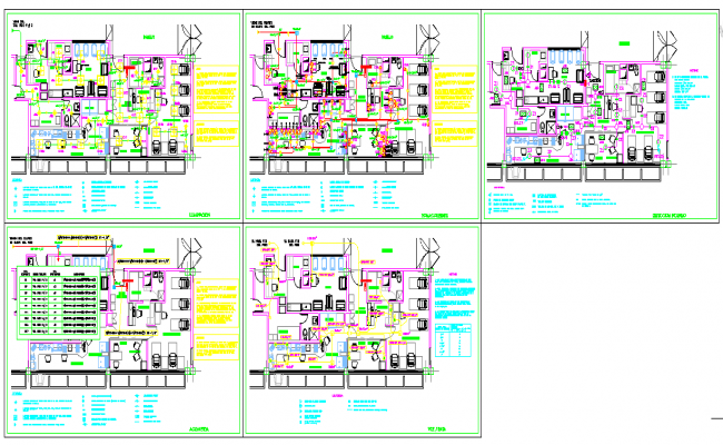 Designing of blood bank, Blood bank design layout