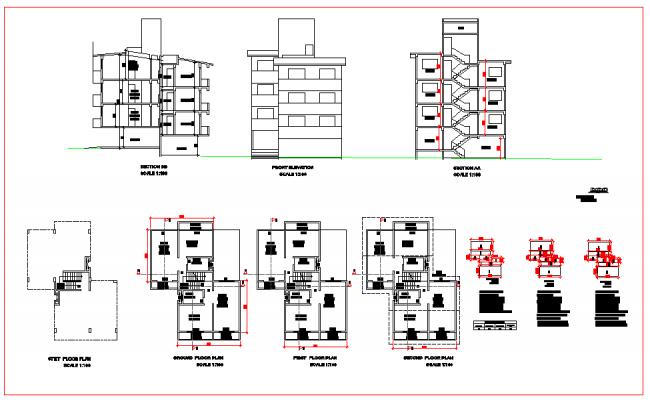 Municipal House Plan