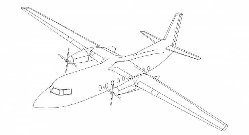 Airo plane Block Detail