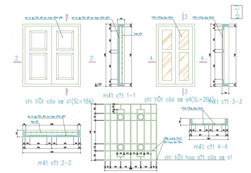 Aluminium Windows  Detailed Information Design