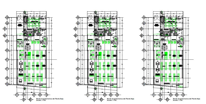Architectural Floor Plan Design