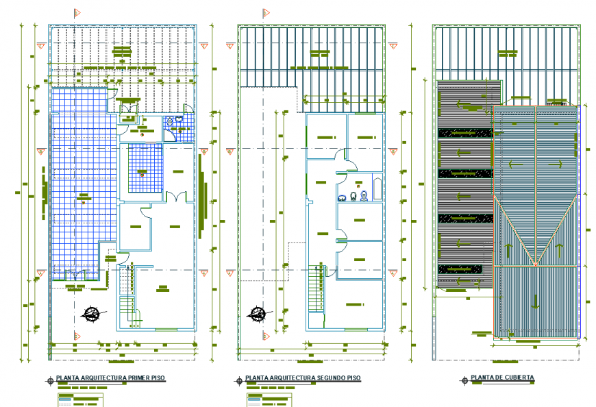 Architectural house layout plan drawing in dwg AutoCAD file.