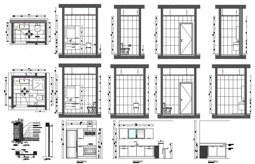 Area plan bedroom plan autocad software