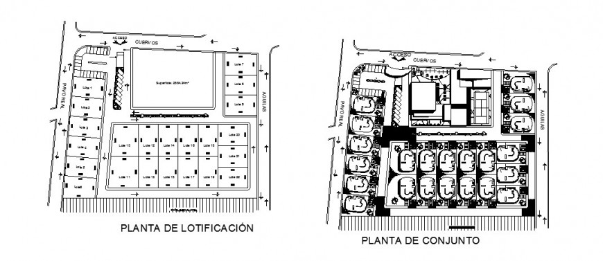 Assembly plant and site plan details of luxuries hotel building dwg file