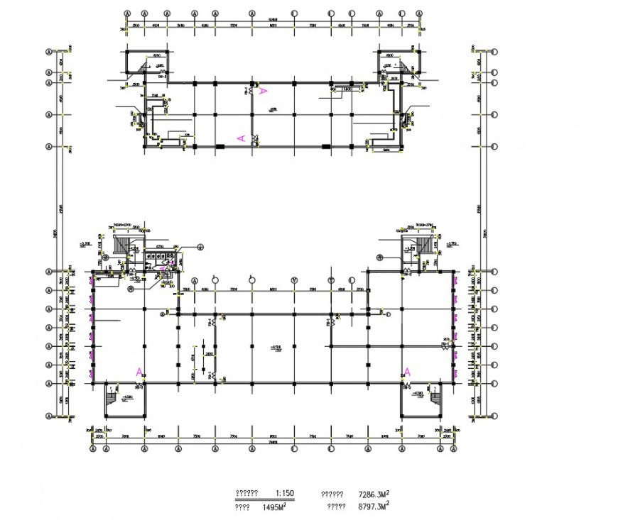Auditorium cad drawing detail dwg file