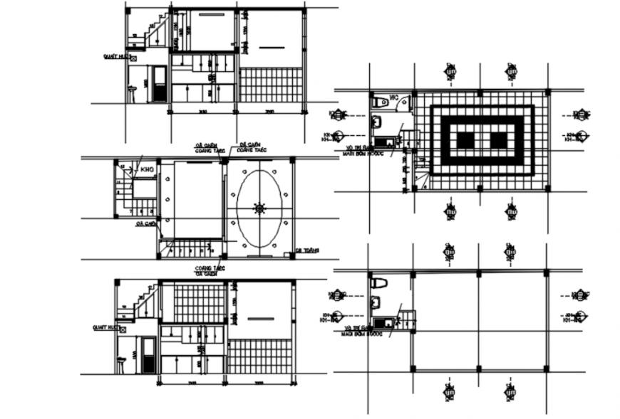 Autocad file of house design 2d details AutoCAD file