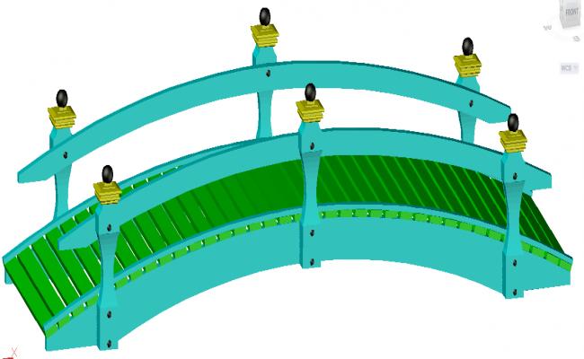 3D Bridge design