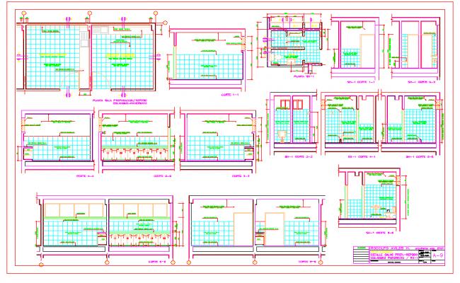 Room Detail Plan