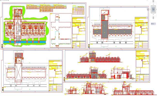 Hotel Design project plan