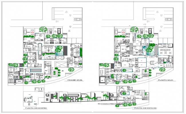 Hospital and Clinics  Plan