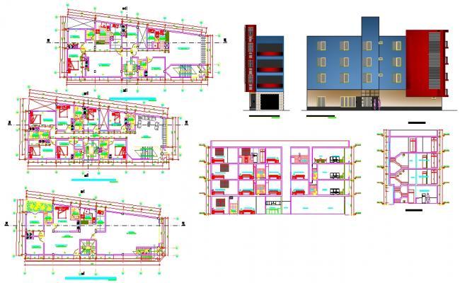 House come Hotel design