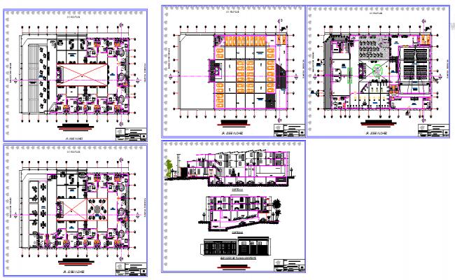 Modern Hotel Building Design