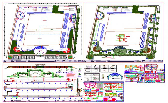 Sport Center Project