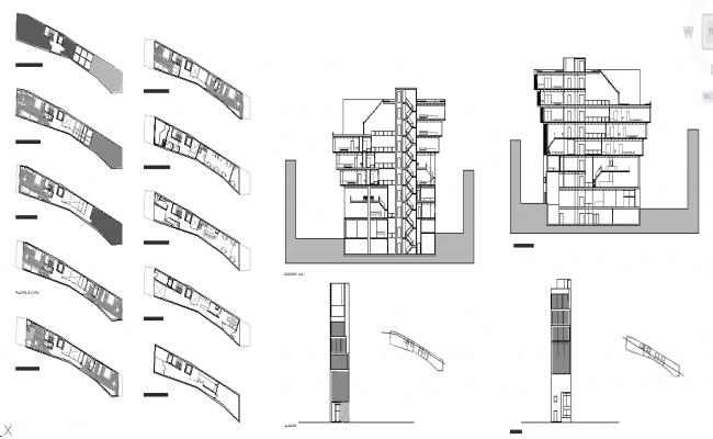 Hotel design project file