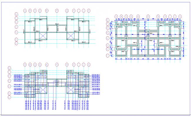 Town Flats Structurals design