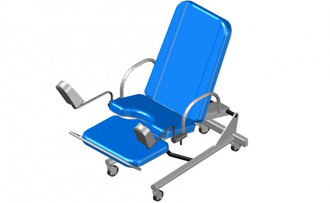 Hospital chair design