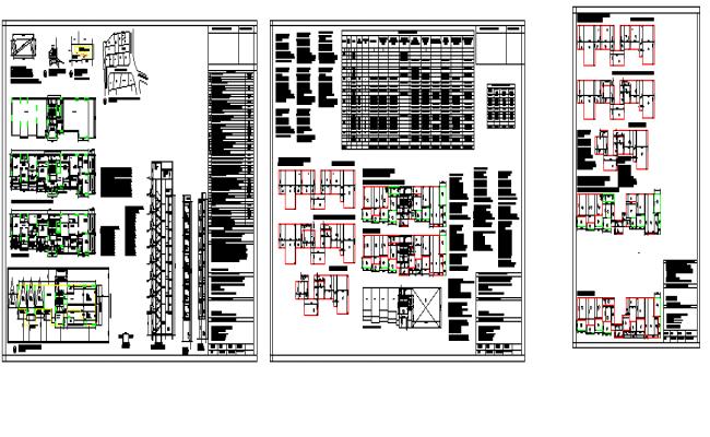 Flat Plan Detail
