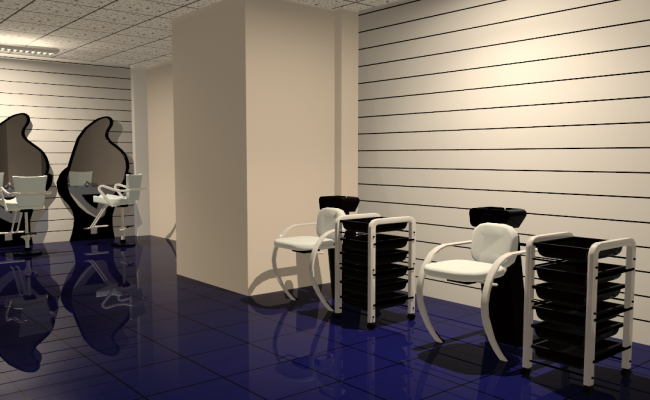 Beauty parlor Furniture