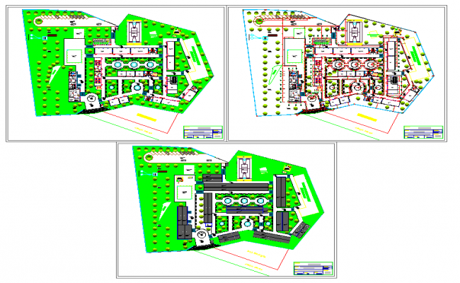 Institute Lay-out