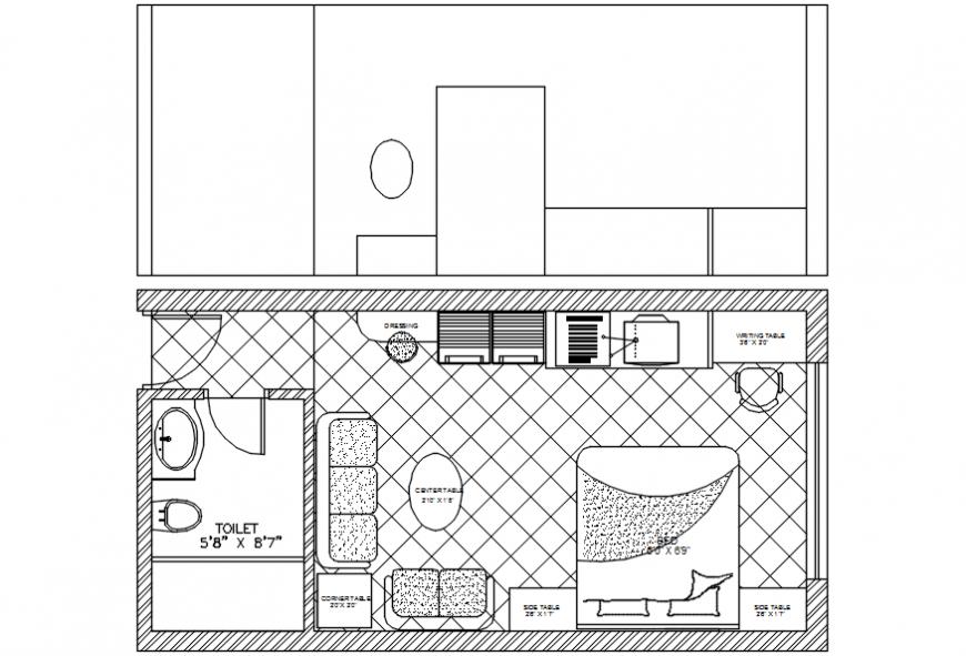 Bedroom interior design files