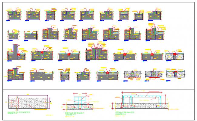 Structure Construction Detail