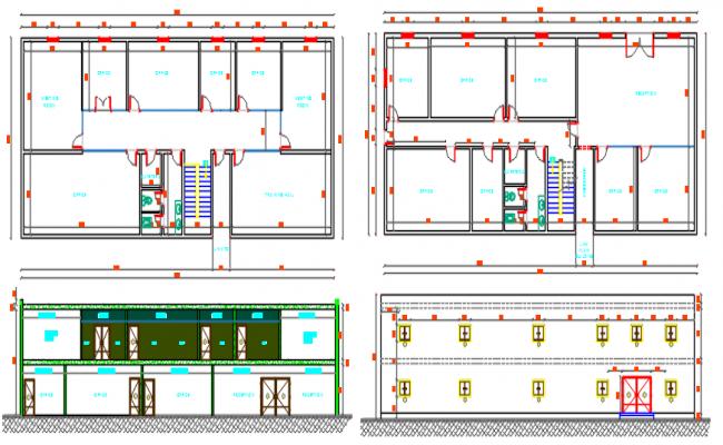 building dwg file