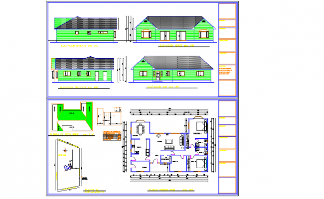 Residencial House project