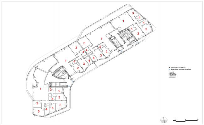 Apartment Lay-out