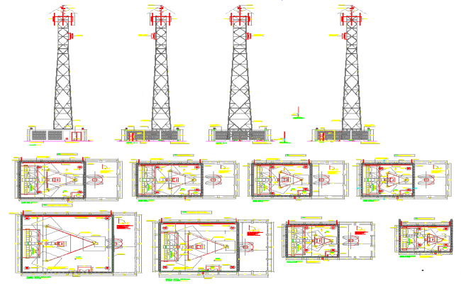 Cellular Base Station