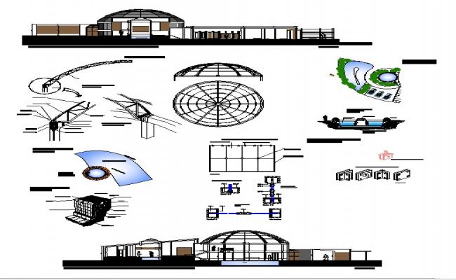 Spa Centre Design Plan