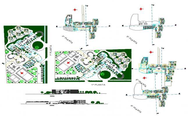 Hotel Plan detail