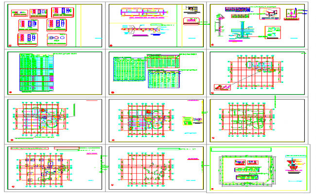 Tower Structure floor plan