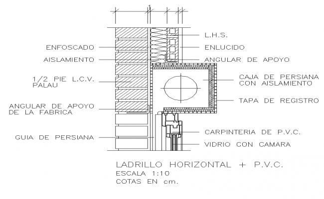 Brick Work details