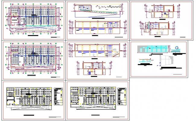 Medical centre design plan