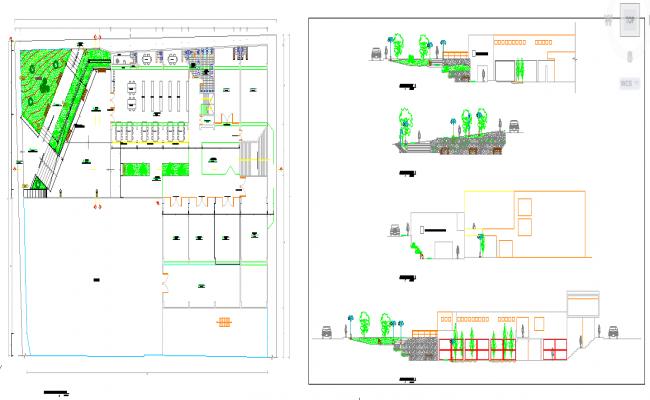Municipal Library plan
