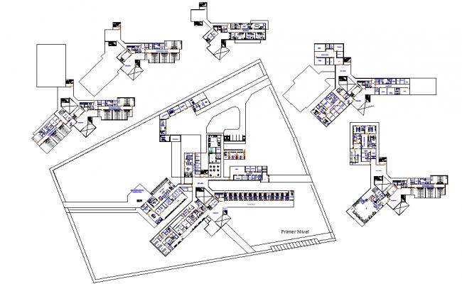 Hospital Design Project
