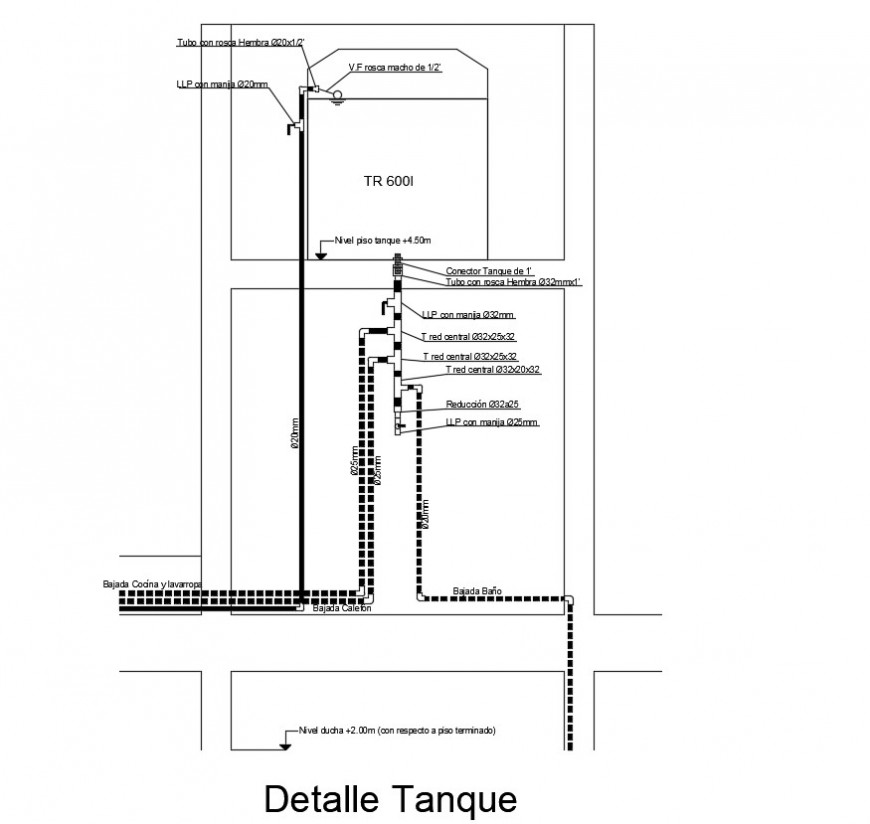 CAD drawings details of plumbing blocks dwg autocad file