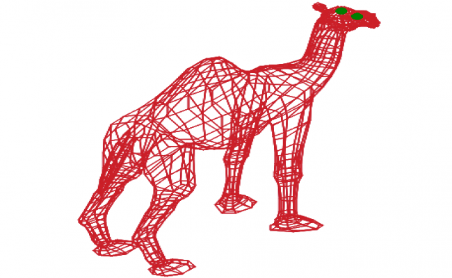 camel dwg file