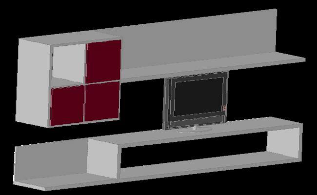 3d TV unit